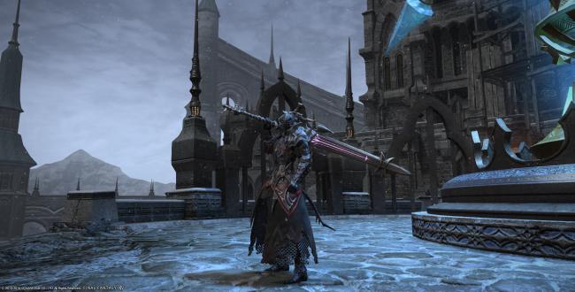 FF14暗黒騎士